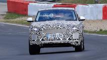Jaguar E-Pace Interior Spy Pics
