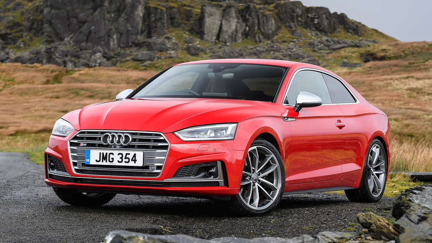 2017 Audi A5 Coupe Review