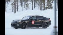 Elektro-Porsche erwischt