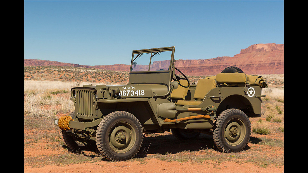 Willys-Jeep MB