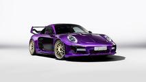 2017 Gemballa Avalanche Porsche 911 Turbo S