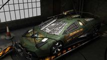 'Road of the Dead' Lamborghini Reventon