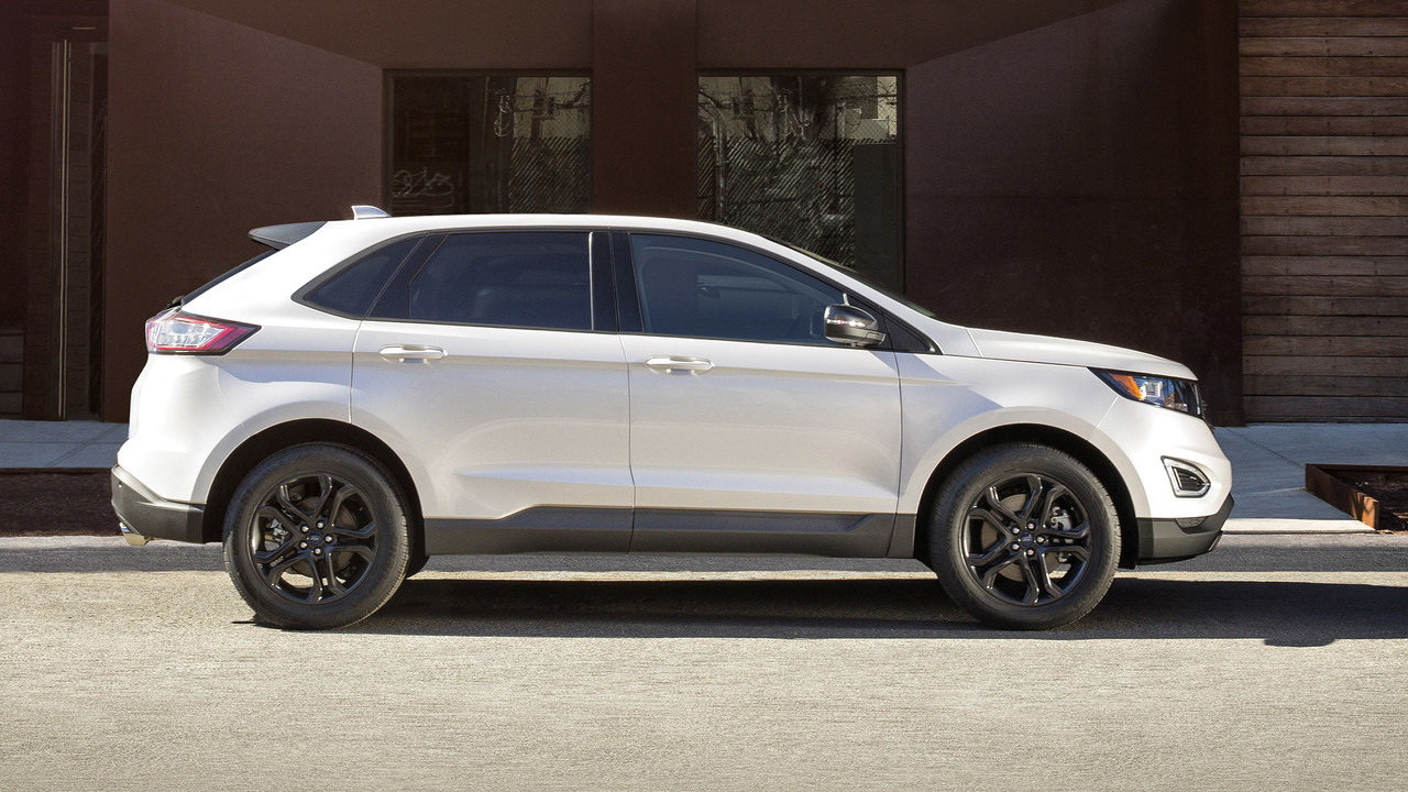2018 ford edge adds visual flair with new sel sport. Black Bedroom Furniture Sets. Home Design Ideas