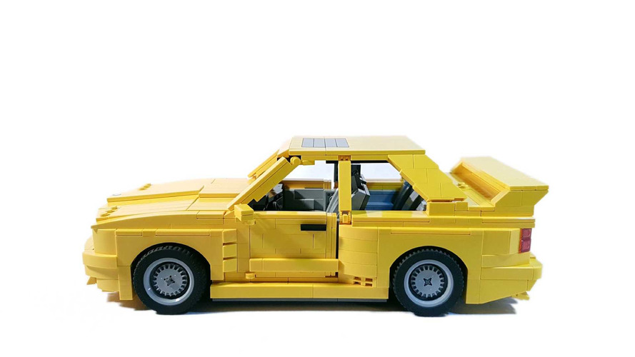 BMW M3 Lego Ideas Proposal