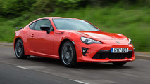 2017 Toyota GT86 Orange Edition
