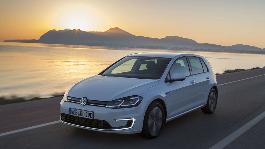 2017 Volkswagen E-Golf First Drive