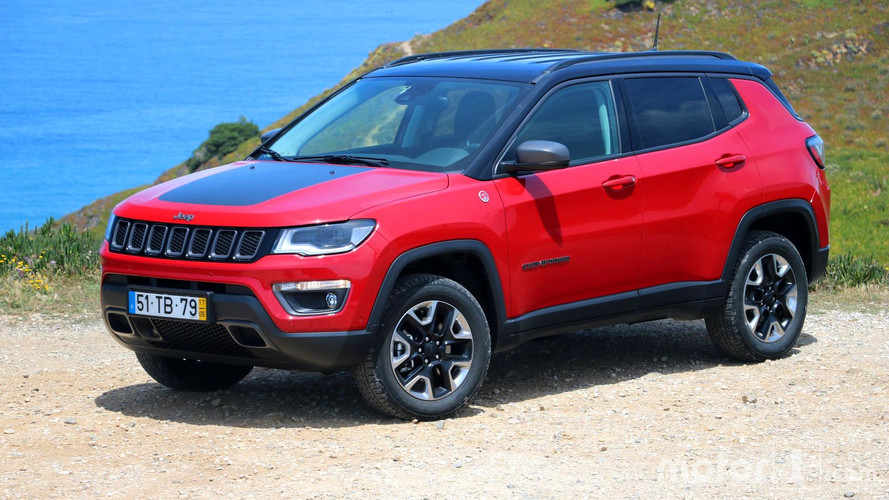 jeep compas 2017 prueba express de la versi n trailhawk turbodi sel. Black Bedroom Furniture Sets. Home Design Ideas