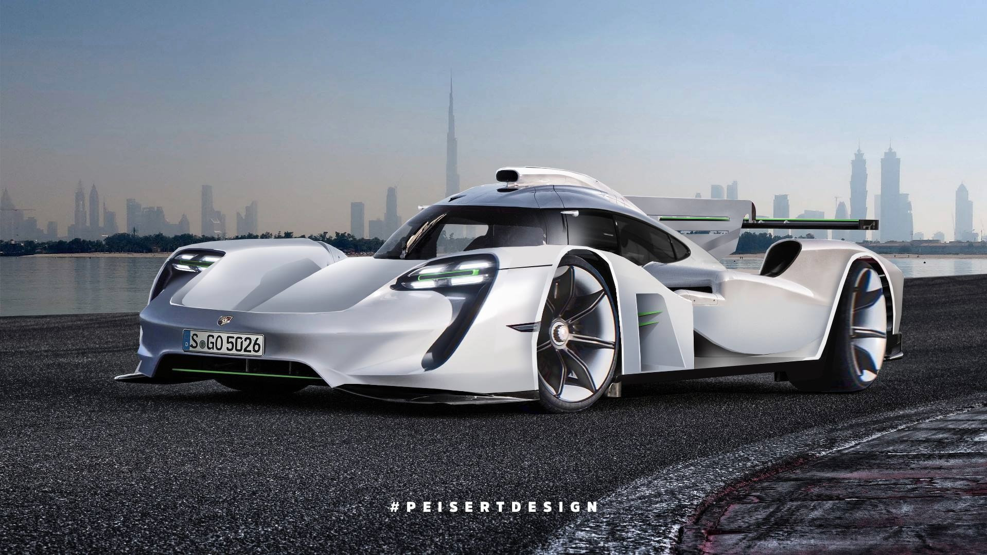 Porsche Hybrid Transformed Into Hypercar Successor