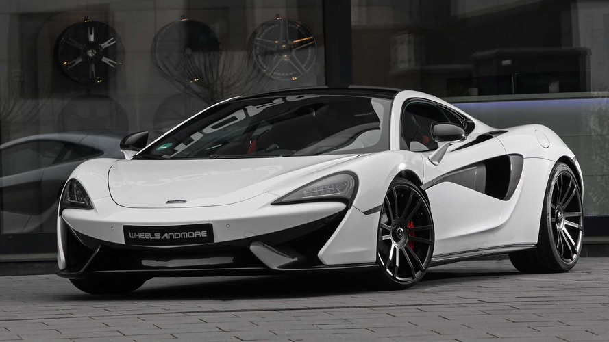 Tuner Upgrades McLaren 570GT To 650S Levels Of Power