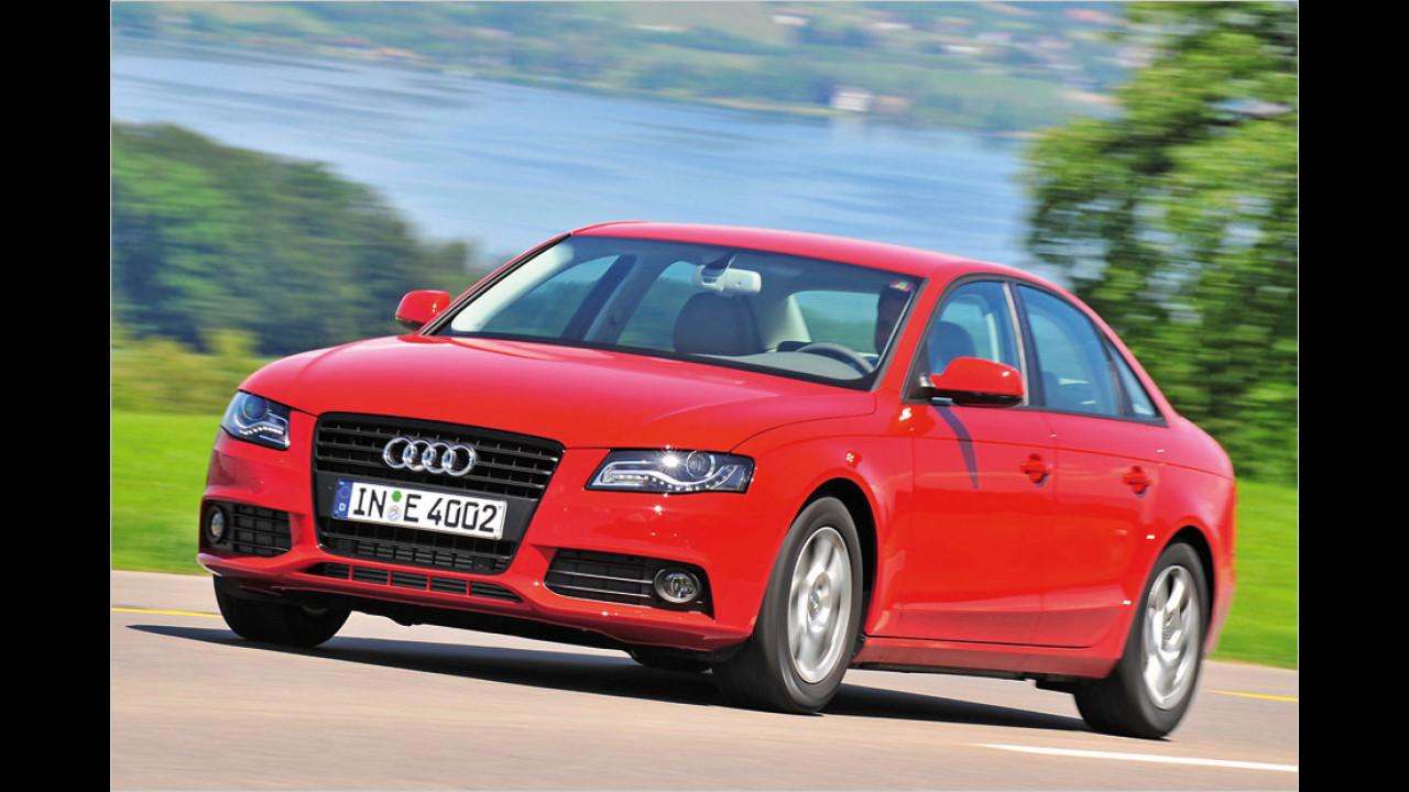 Top: Audi A4