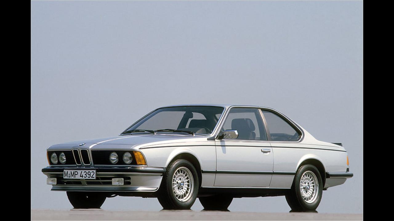 40 Jahre BMW 6er (E24)