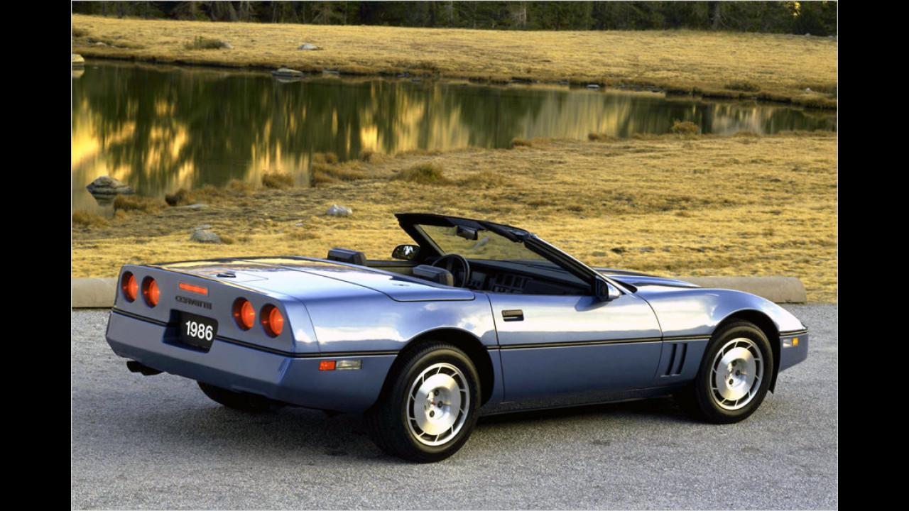 Corvette C4 Cabrio (1986)