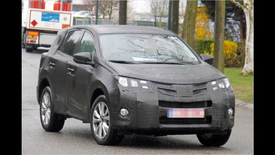 Erwischt: Neuer Toyota RAV4
