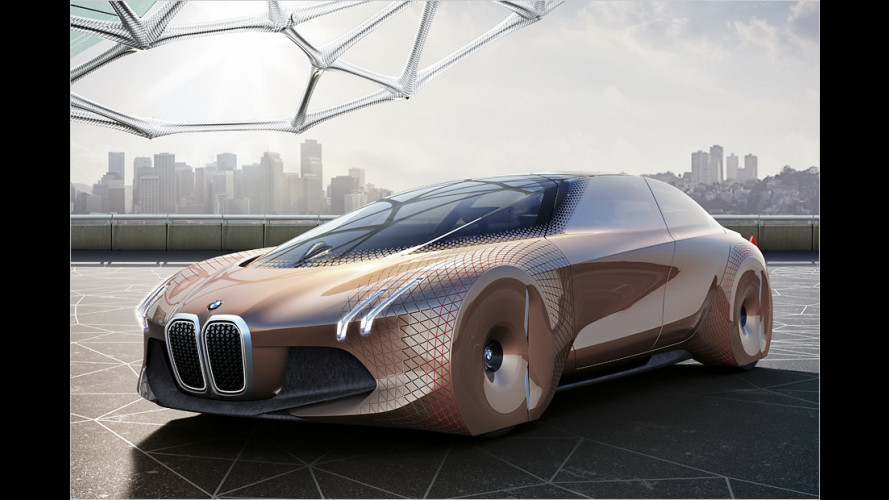 So fährt BMW in die Zukunft