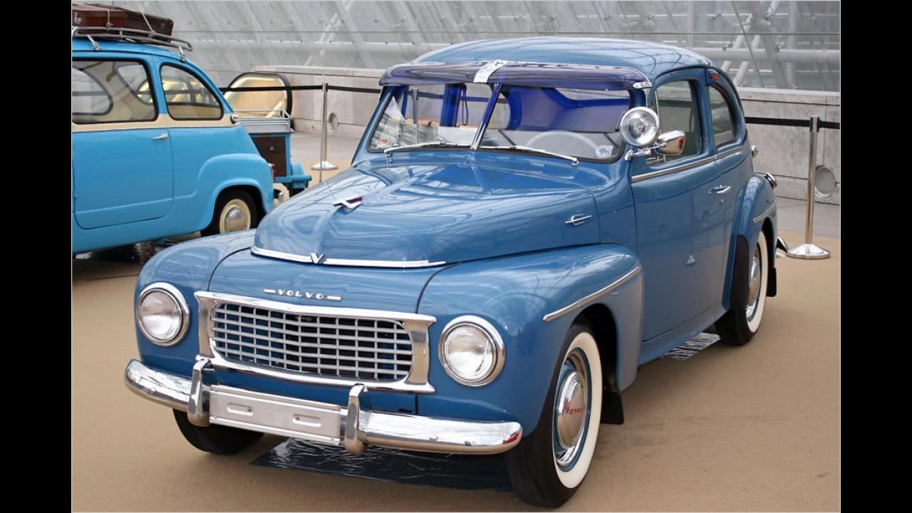 Volvo PV444 KS (1956)