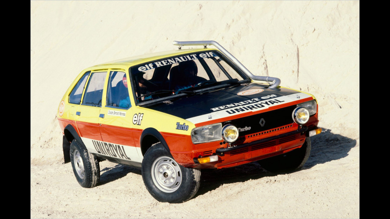 Renault 20 Turbo 4x4 (1982)