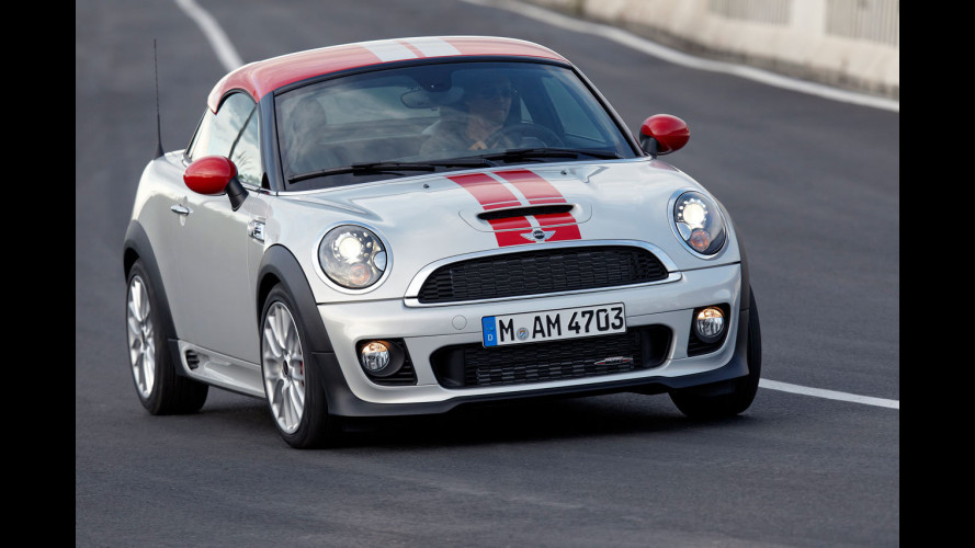 MINI Coupé è in TV con il carnevale di Rio