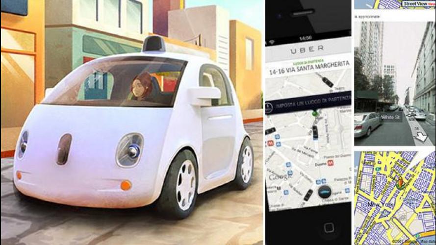 Google Car: perché chi costruisce automobili deve avere paura di lei