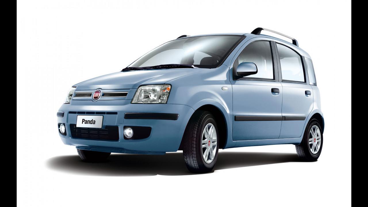 La gamma GPL Euro 5 di Fiat
