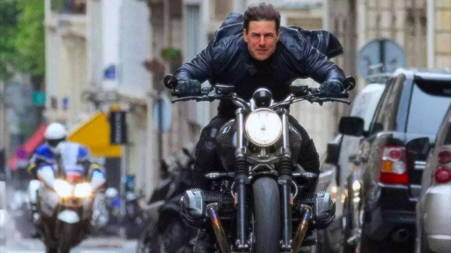New Mission: Impossible Movie To Feature R NineT Scrambler
