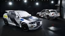 Ford Escort RS Cosworth Hoonigan