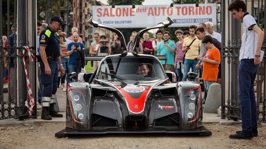 Parco Valentino 2018, l'imperdibile Supercar Night Parade
