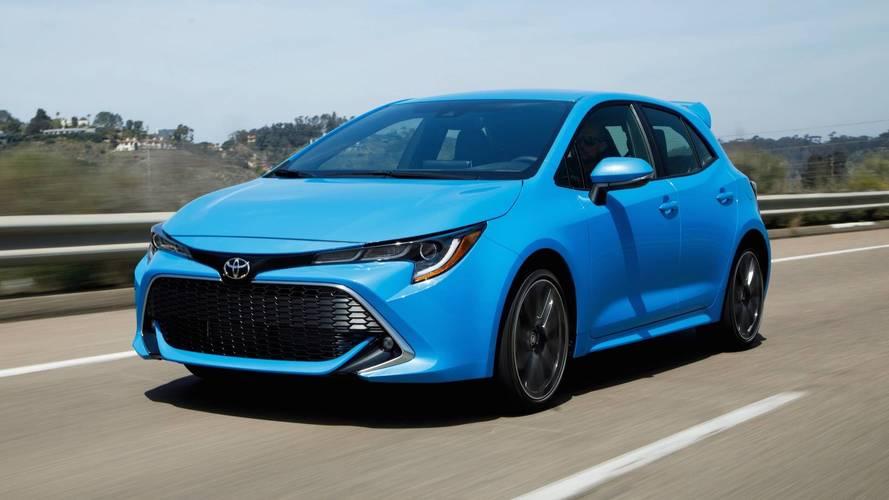 2019 Toyota Corolla Hatchback İlk Sürüş: Göründüğü kadar iyi