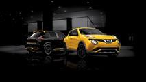 Nissan Juke Stinger Editions bring a splash of color to Los Angeles