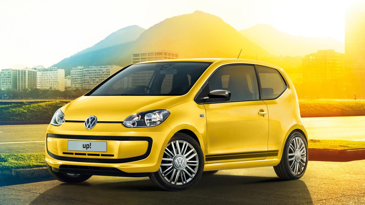 Volkswagen Look up!