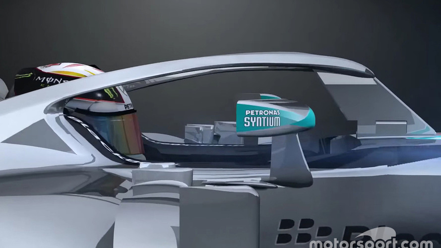 F1 drivers call for closed cockpits by 2017