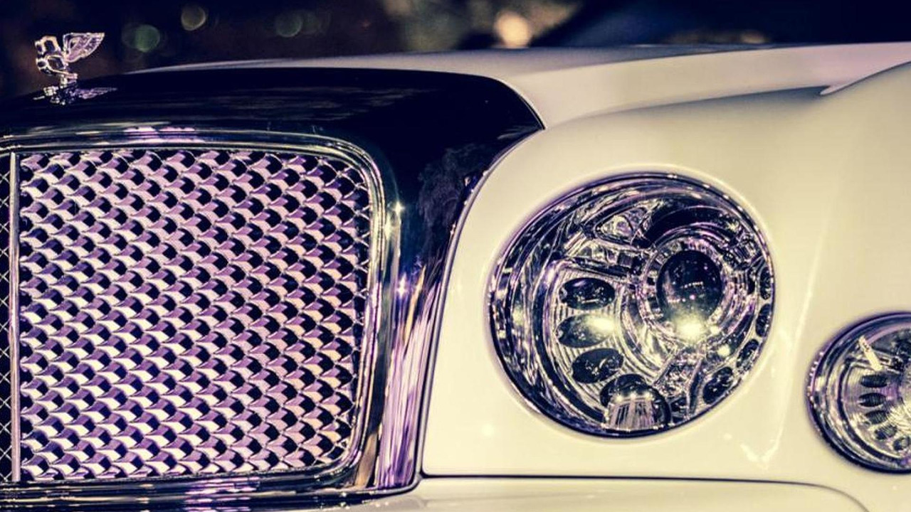 Bentley Mulsanne Majestic