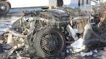 Lamborghini Gallaro fire in Tampa