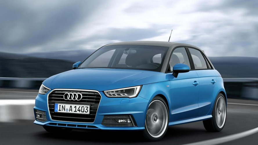 Audi rules out sub A3 models in the U.S.