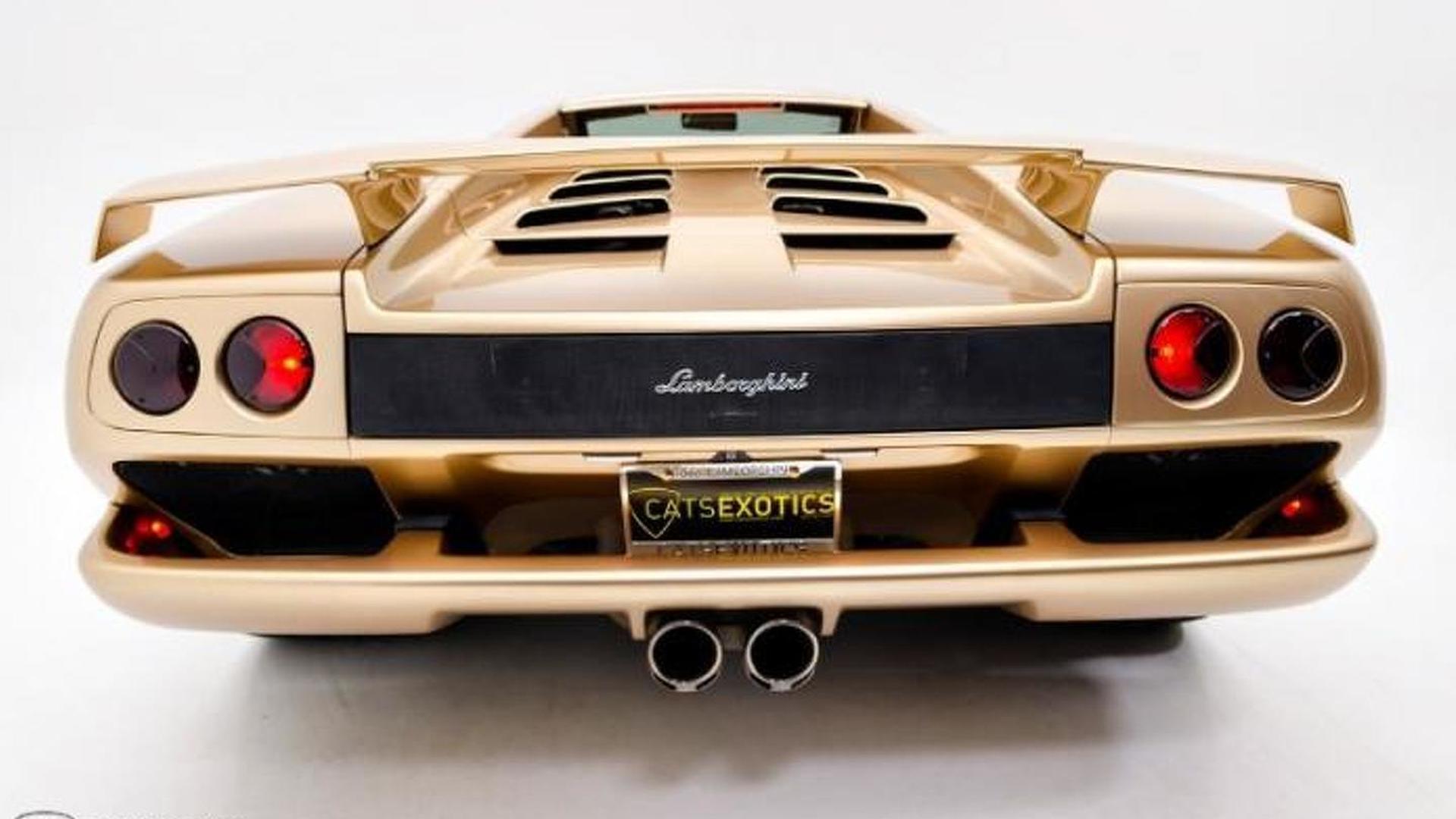 Lamborghini Diablo 6.0 SE: цена $294 888
