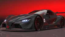 Toyota FT-1 Vision GT concept