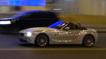 BMW Z4 with Swarovski crystals