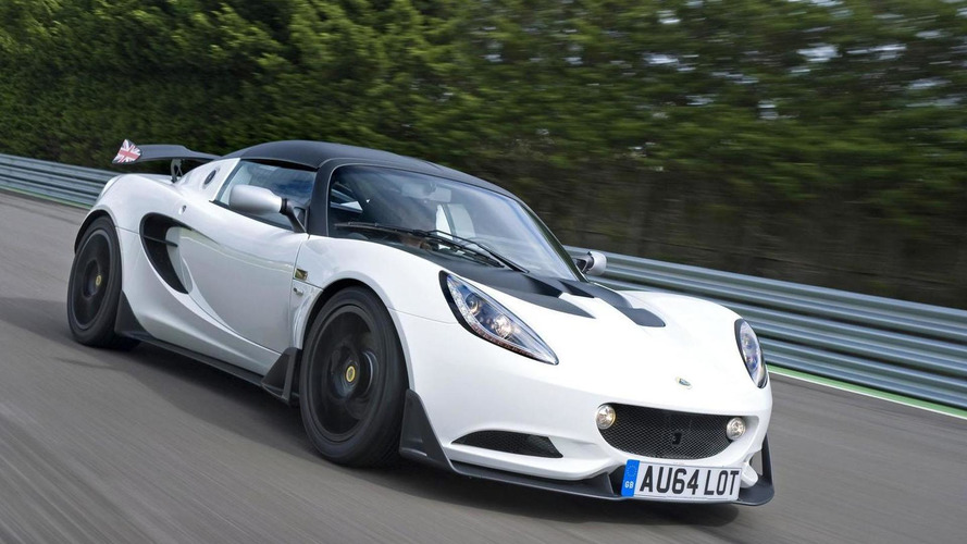 Street-legal Lotus Elise S Cup announced