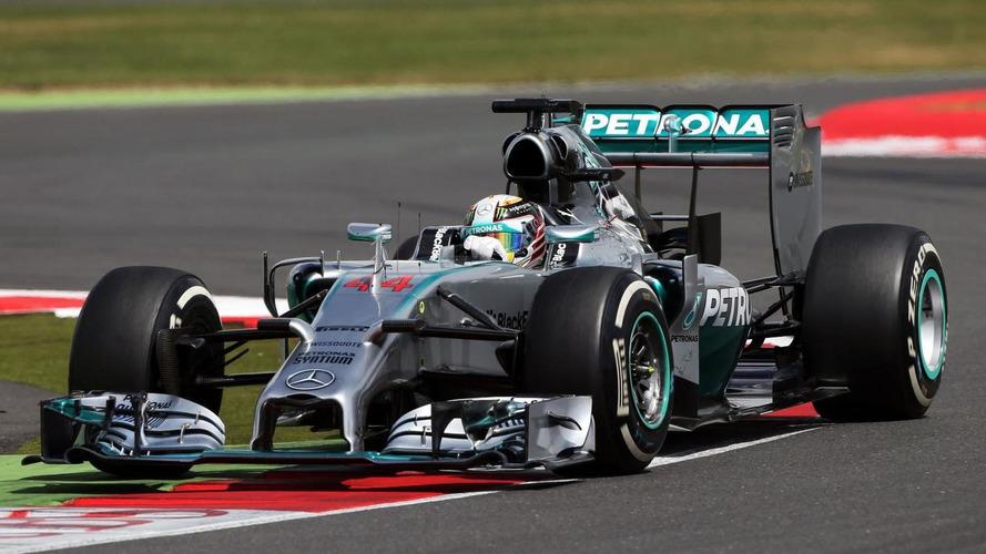 2015 nose rules benefit Mercedes, Ferrari - Force India