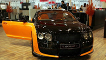 Mansory Continental GT Widebody