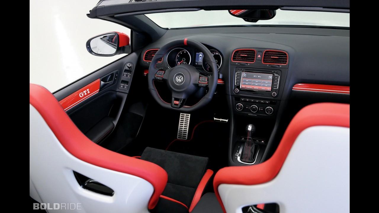 Volkswagen Golf GTI Cabriolet Austria