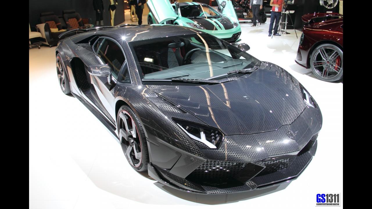 Mansory Lamborghini Aventador Carbonado
