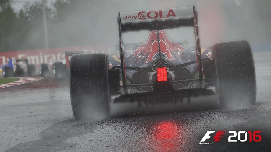 F1 2016 from Codemasters out now