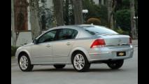 Chevrolet Vectra traz novidades no modelo 2008