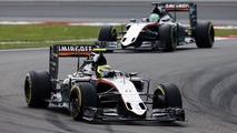 Sergio Perez signe chez Force India
