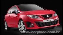 Seat Ibiza Cupra - Versão esportiva tem motor 1.4 de 180 cavalos de potência