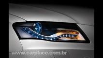 Novo Audi A4 2009 chega ao Brasil em setembro com novidades além do visual
