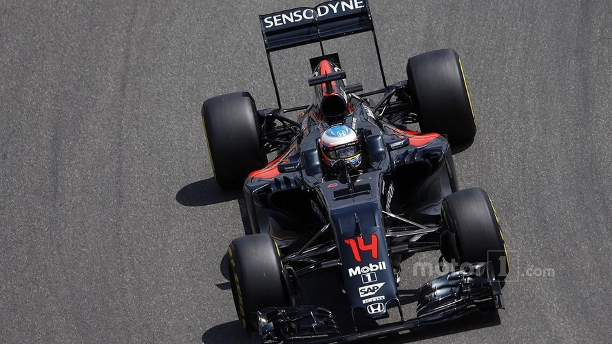 Honda confirms Alonso's 60-place penalty