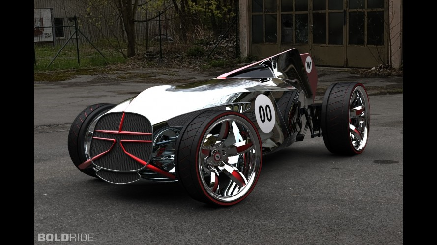 W 00 Concept by Slimane Toubal