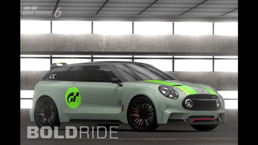 Mini Cooper Clubman Vision Gran Turismo