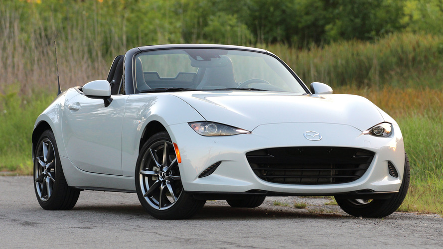 2019 Mazda MX-5 Could Pack An Extra 26 HP